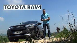Toyota RAV4 2.0 D-4D AWD 124 KM, 2014 - test AutoCentrum.pl