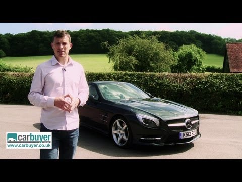 Mercedes SL-Class convertible review - CarBuyer - UCULKp_WfpcnuqZsrjaK1DVw