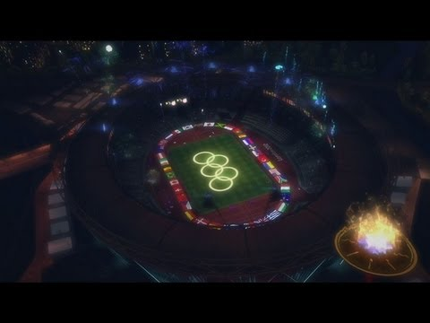London Olympic 2012 Opening Ceremony 7/27/2012 XBL Edition