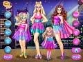 Фрагмент с средины видео - Super Barbie Sisters Transform - Barbie Dress Up Games for Girls