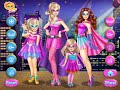 Фрагмент с конца видео - Super Barbie Sisters Transform - Barbie Dress Up Games for Girls