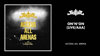 Justice Announce New Live Album: Access All Arenas