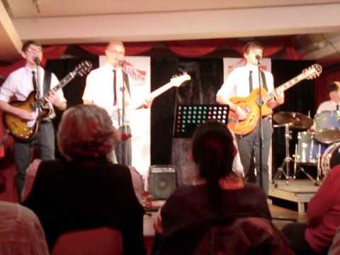Mister Ruffy and his band - Jenny Jenny (Little Richard) live