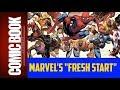 on the horizon - marvel's fresh start | comic book university