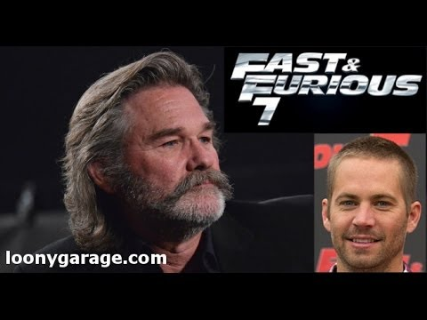 Kurt Russell on Paul Walker Fast and Furious 7