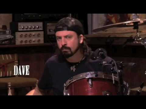Dave Grohl in FRESH POTS!