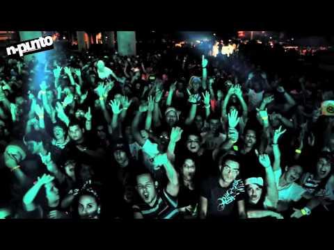 Steve Aoki Live Puerto Rico 2012
