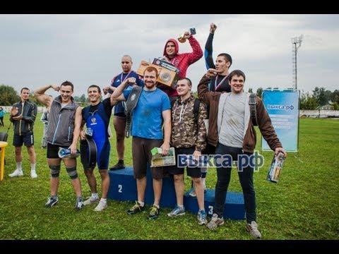 ВВыксе прошел «Кубок силачей»