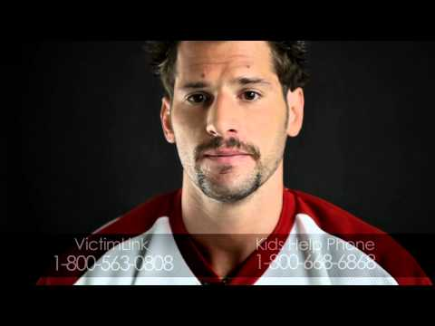 Love Doesn't Hurt Public Service Announcement Featuring Ryan Kesler
