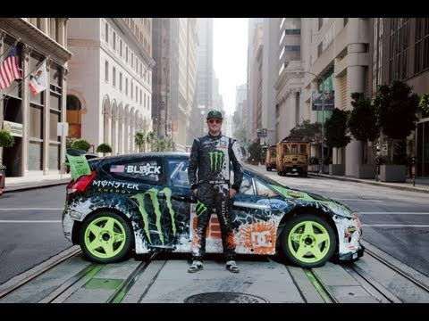 DC SHOES: KEN BLOCK'S GYMKHANA FIVE; TEASER 1