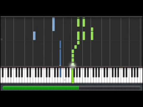 (How to Play) Bruno Mars - Just The Way You Are on Piano (100%)