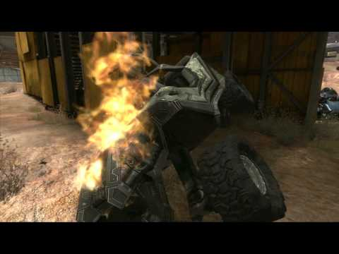 "Game Fails: Halo Reach ""Carnage FTW!"""