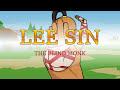 Фрагмент с конца видео HIKU! Lee Sin Mix | League of Legends Community Collab