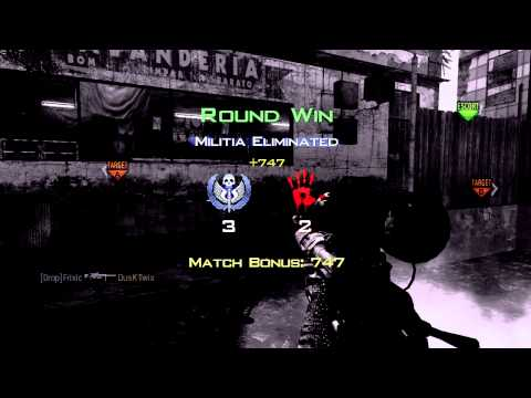 MW2 I Sick Killcam! Trickshot.