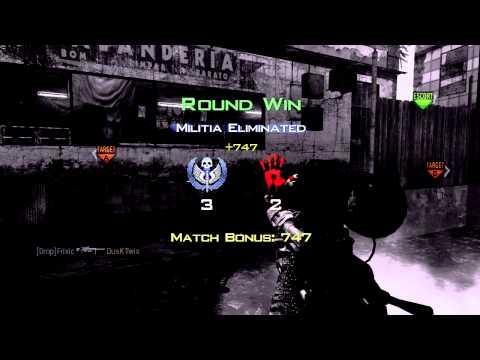 MW2 I Sick Killcam! Trickshot.