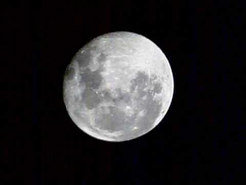 a lua cheia em janeiro de 2007