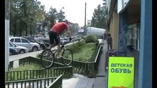 Триал&стрит видео из Одинцова
