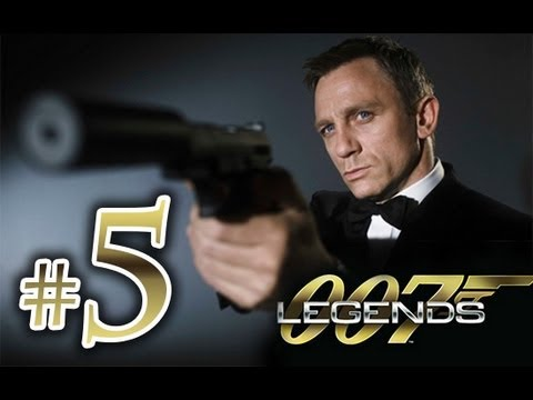 007 Legends - Gameplay Walkthrough Part 5 HD  - Planting Bombs