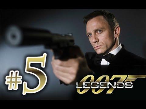 007 Legends - Gameplay Walkthrough Part 5 HD  - Planting Bombs