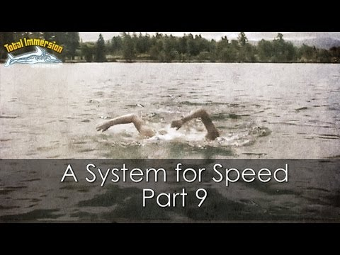 TI Swimming Faster Presentation Part 9 - A System for Speed