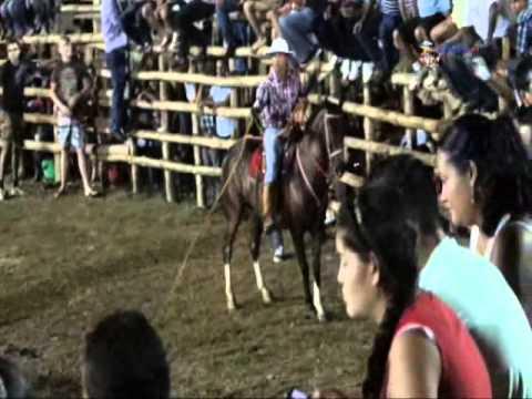 TRADICIONES DE LA BAJURA - Programa # 180 Danza Nicarahualth Toros Paraiso  - Gracias TV SANTA CRUZ