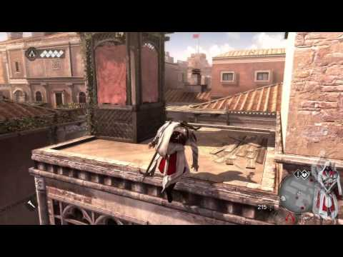 ☆[15/.] ☆Assassin's Creed Brotherhood►100% Perfect Sincro-Infiltrazione 00:05'40''-HD(ITA)◄