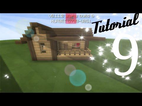 Youtube como hacer una casa moderna de madera facil y for Casa moderna tutorial facil de hacer