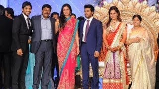 Ram Charan - Upasana - Wedding Reception - 04