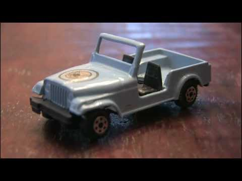 CGR Garage - JEEP WRANGLER Road Racers review