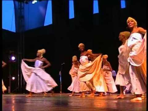 Yeni Molinet - Conjunto Folklorico Nacional de Cuba 2007 - Tour Mexico 01