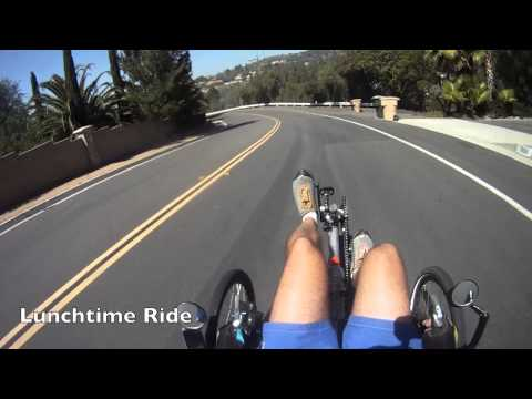 Lets Climb Hills on recumbent trikes