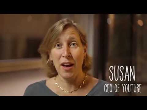 Susan Wojcicki: It's Never Too Late To Learn - UCJyEBMU1xVP2be1-AoGS1BA
