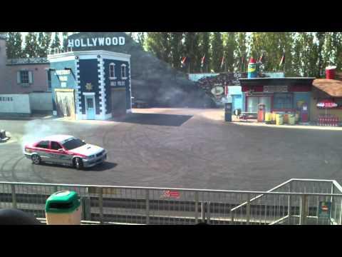 Spectacle de voiture moto et camion a Miramilandia ( Italie )8