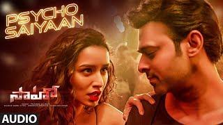 Psycho Saiyaan Audio - Saaho