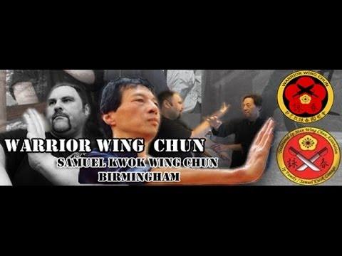 Master Samuel Kwok and Sifu Steve Dyde -  Wing Chun Forms