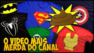 Photo O Vídeo Mais Merda Do Canal Doodie Man