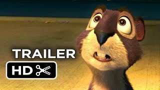 The Nut Job Official Trailer (2014) - Will Arnett Animated Movie HD