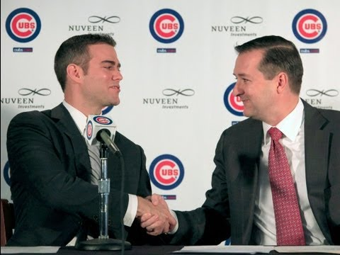 Theo Epstein, Cubs