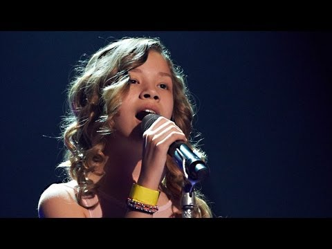 Molly Rainford It Must Have Been Love- Britain's Got Talent 2012 Live Semi Final - UK version