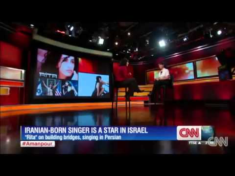 interview with Christiane Amanpour