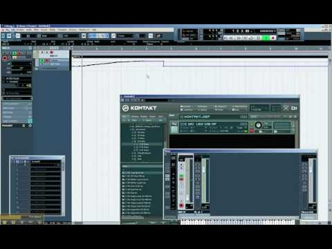 Cubase 5 Automation Bug