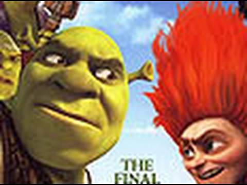Classic Game Room HD - SHREK FOREVER AFTER for Xbox 360 review