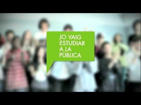 HD Campaña en defensa de la Educación Pública- Yo Estudié en la Pública