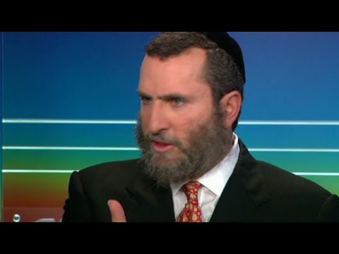 Rabbi: Hold God accountable for Newtown 12/19/2012