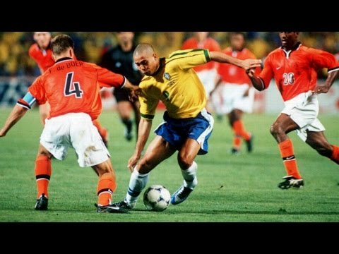 Brasil vs. Netherlands 4:2 ★ World Cup 1998 (Semi-Finale)