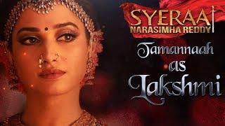 Tamannaah as Lakshmi - Sye Raa Narasimha Reddy