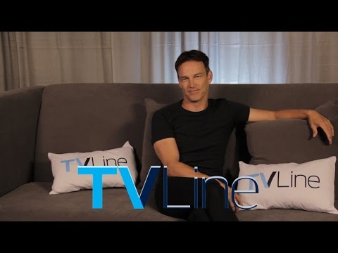 True Blood Interview at Comic-Con 2014 for TV Line