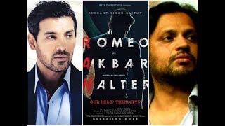 'Romeo Akbar Walter' Movie trailer// Jhon Abraham// Moumy roy//Jacky Shroff //director Robbie Grewal