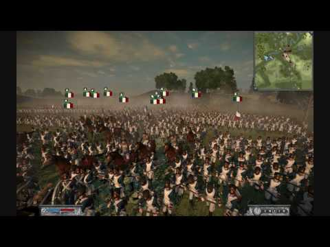 Napoleon Total War Online Battle #002: France vs Prussia