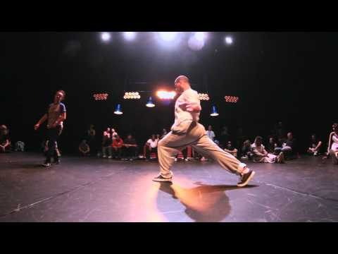 Urban Moves 2012 | POPPING FINAL | Cintia vs Stew